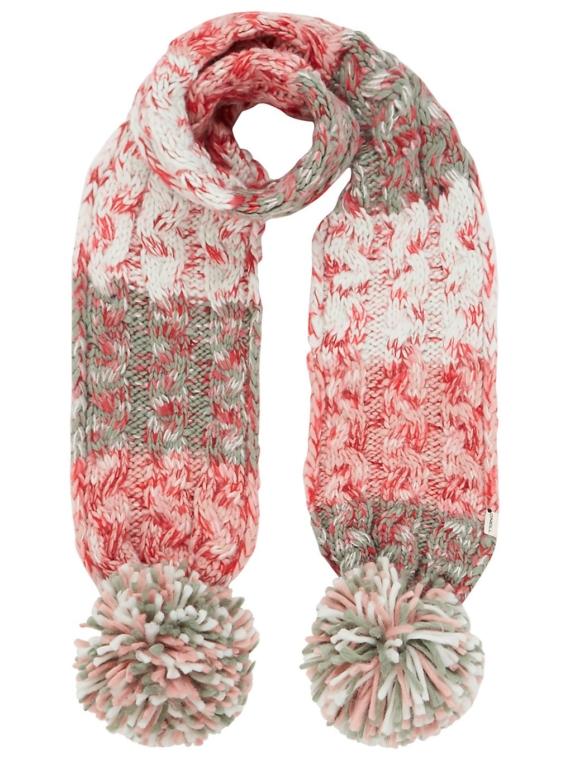 O'Neill Wool sjaal meisjes roze