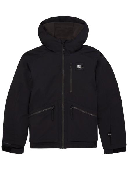 O'Neill Textured Ski jas zwart