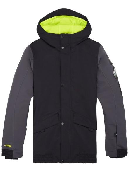 O'Neill Decode-Bomber Ski jas zwart