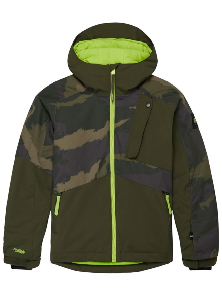 O'Neill Aplite Ski jas groen
