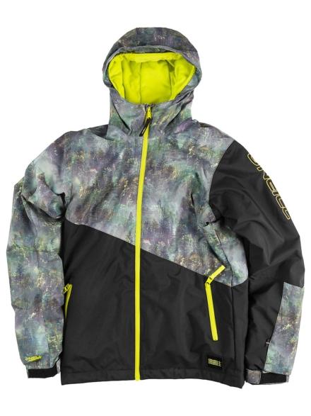 O'Neill Halite Ski jas zwart