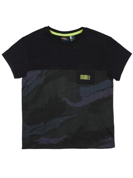 O'Neill Print T-Shirt zwart