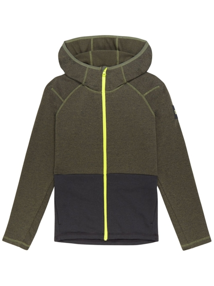 O'Neill Hooded Fleece Ski jas groen