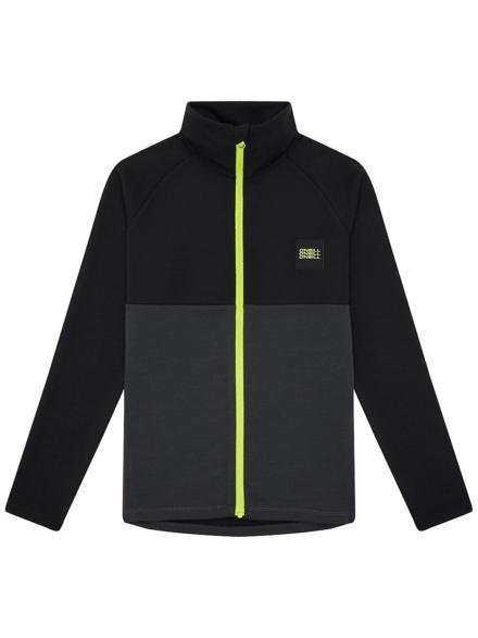 O'Neill Fleece Ski jas zwart
