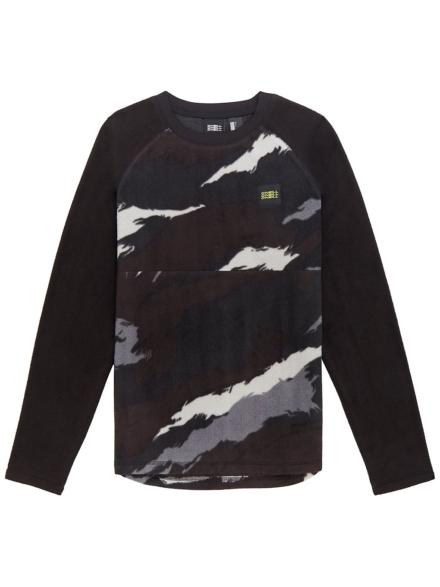 O'Neill Crew Fleece Pullover zwart