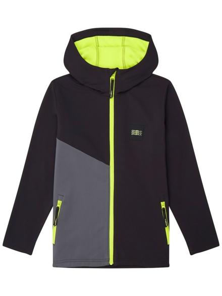 O'Neill Magnatite Hyper Fleece Ski jas zwart