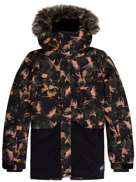 O'Neill Fur Zeolite Ski jas zwart