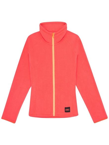 O'Neill Full Fleece Ski jas oranje