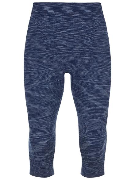 Ortovox Merino Comp Short Tech broek blauw