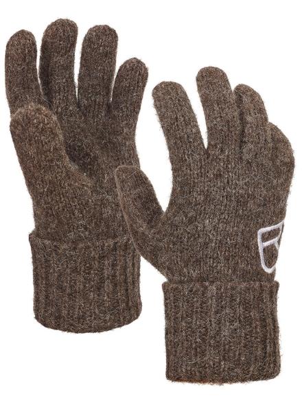 Ortovox Swisswool Classic handschoenen zwart