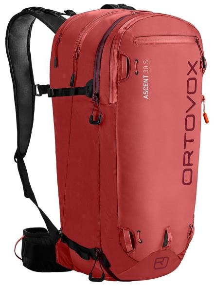 Ortovox Ascent S 30L rugtas oranje