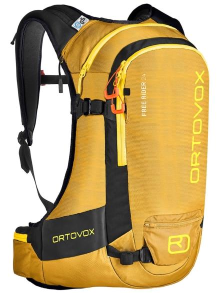 Ortovox Free Rider 24 rugtas geel
