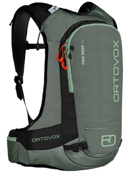 Ortovox Free Rider 16 rugtas groen