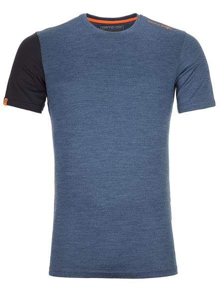 Ortovox 185 R 'N' W Tech t-shirt blauw