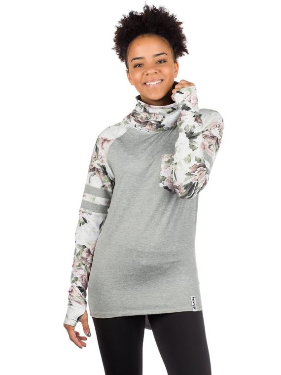 Eivy Icecold Tech t-shirt met lange mouwen patroon