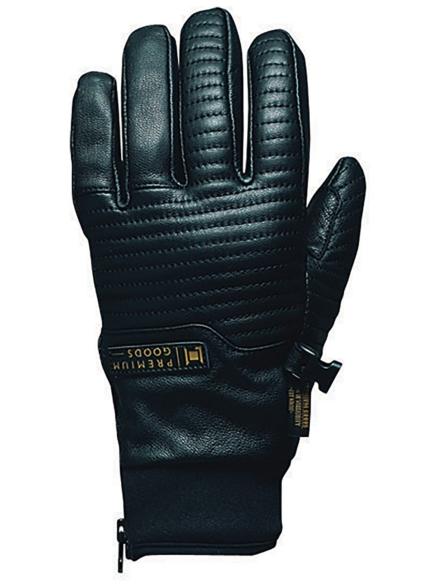 L1 Sabra handschoenen zwart