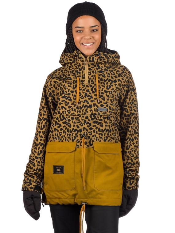 L1 Prowler Ski jas bruin