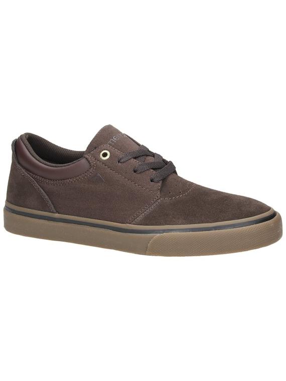 Emerica Alcove Skate schoenen bruin