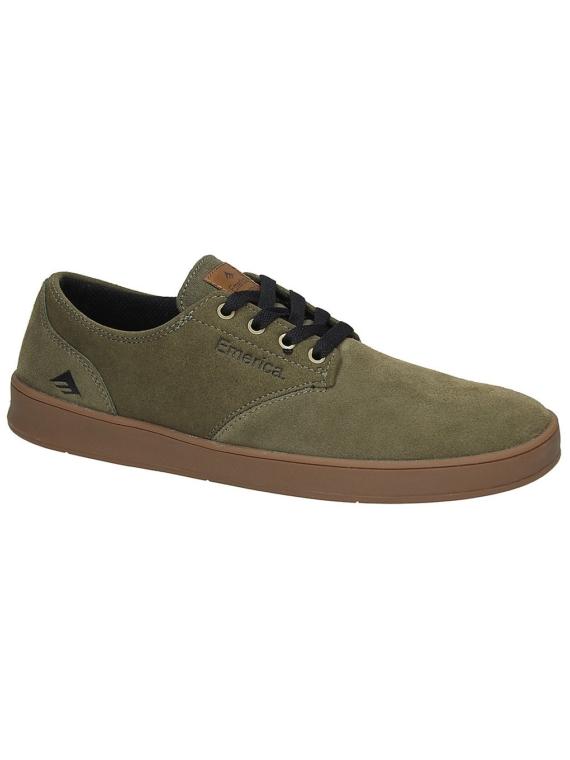 Emerica The Romero Laced Skate schoenen groen