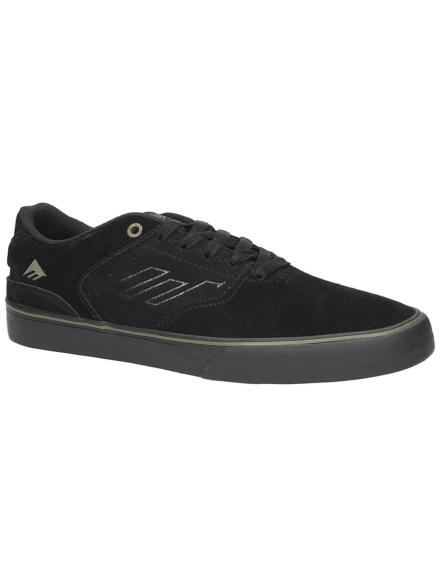 Emerica The Reynolds Low Vulc Skate schoenen zwart