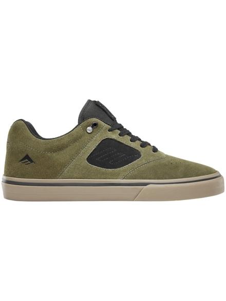 Emerica Reynolds 3 G6 Vulc Skate schoenen groen
