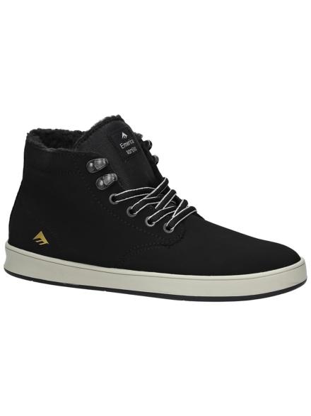 Emerica Romero Laced High Skate schoenen zwart