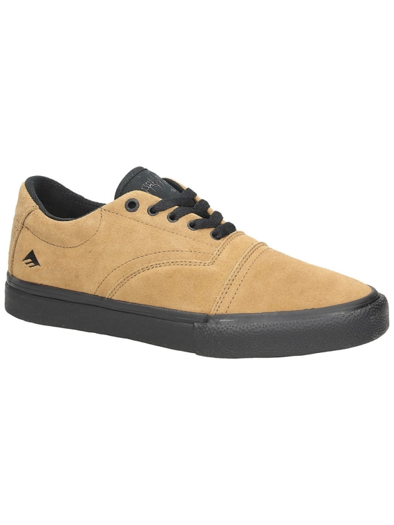 Emerica Provider Skate schoenen bruin