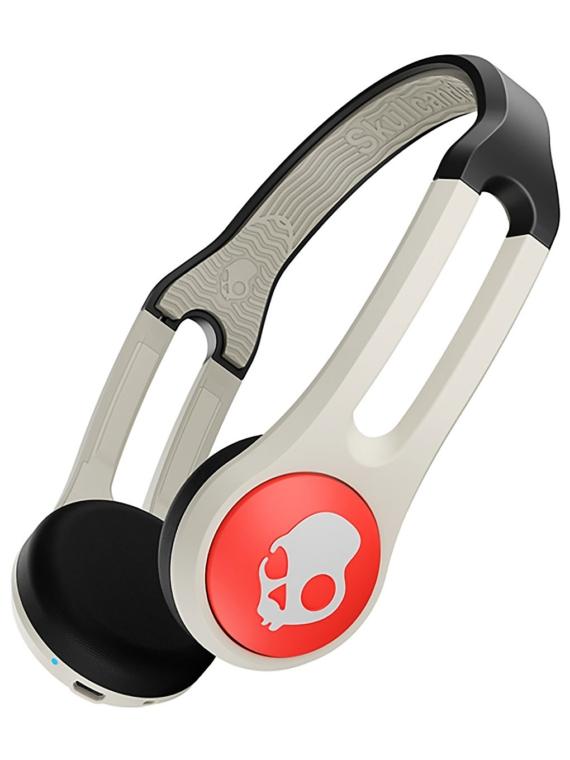 Skullcandy Icon Wireless On Ear Headphones grijs