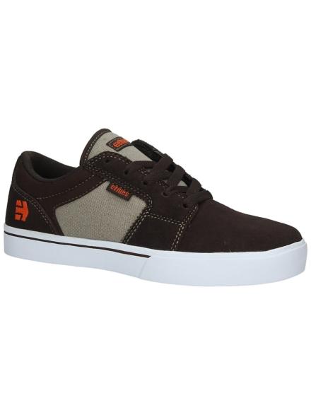 Etnies Barge met lange mouwen Skate schoenen bruin