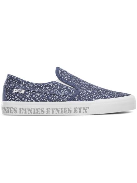 Etnies Langston Slip-Ons blauw