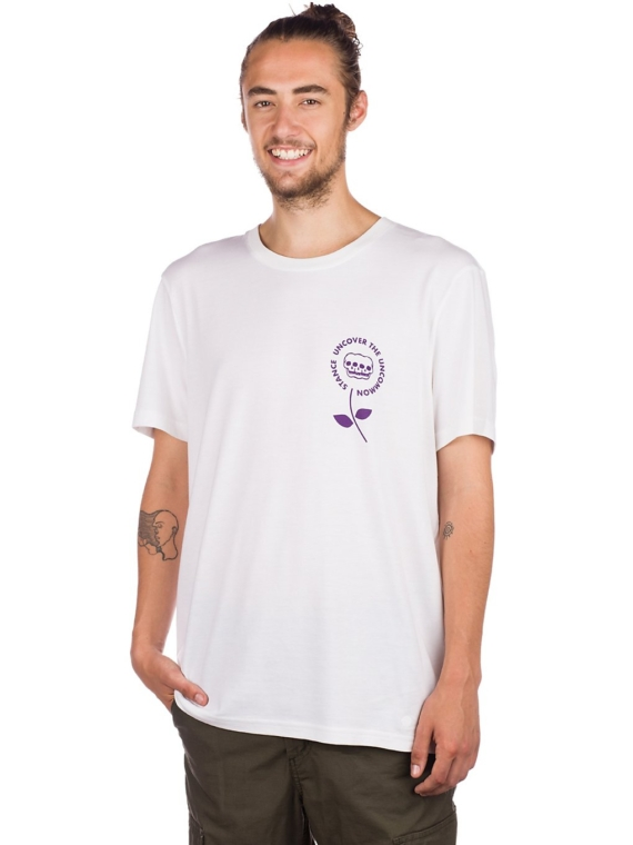 Stance Bloomin T-Shirt wit