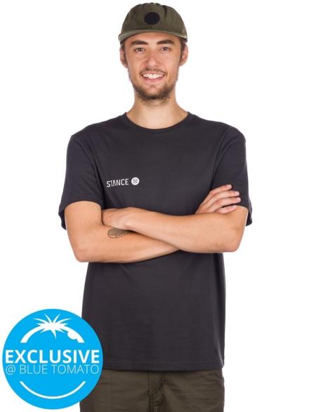 Stance Eon T-Shirt zwart