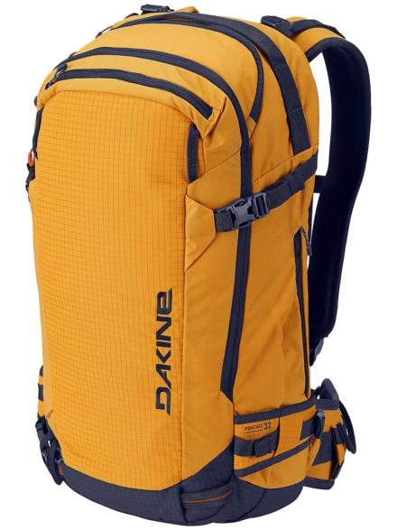 Dakine Poacher 32L rugtas geel