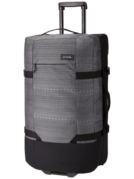Dakine Split Roller EQ 100L Travel tas grijs