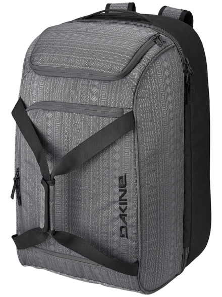Dakine Boot Locker DLX 70L Travel tas grijs