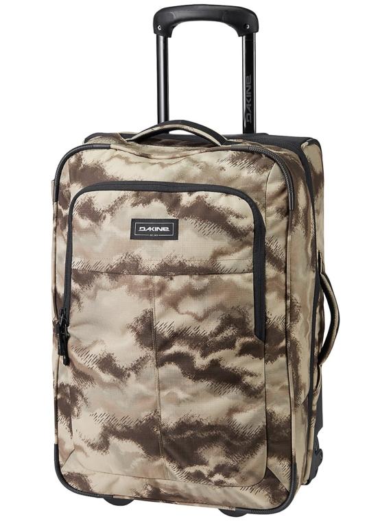 Dakine Carry On Roller 42L Travel tas camouflage