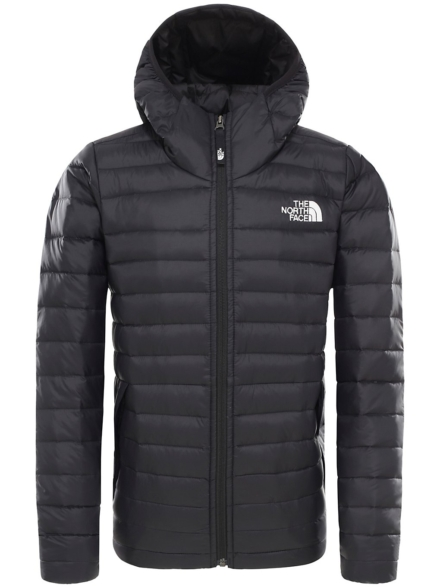 THE NORTH FACE Aconcagua Down Hooded Ski jas zwart