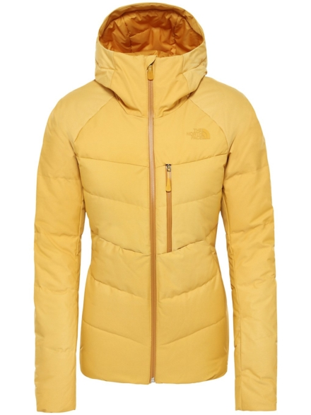 THE NORTH FACE Heavenly Down Insulator Ski jas geel