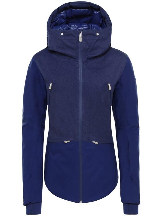 THE NORTH FACE Diameter Down Hybrid Ski jas blauw
