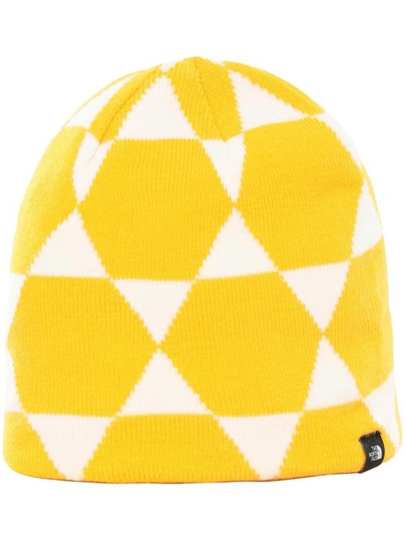 THE NORTH FACE Alpine Beanie geel