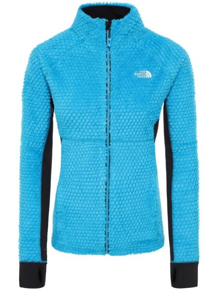 THE NORTH FACE Shimasu Highloft Fleece Ski jas blauw