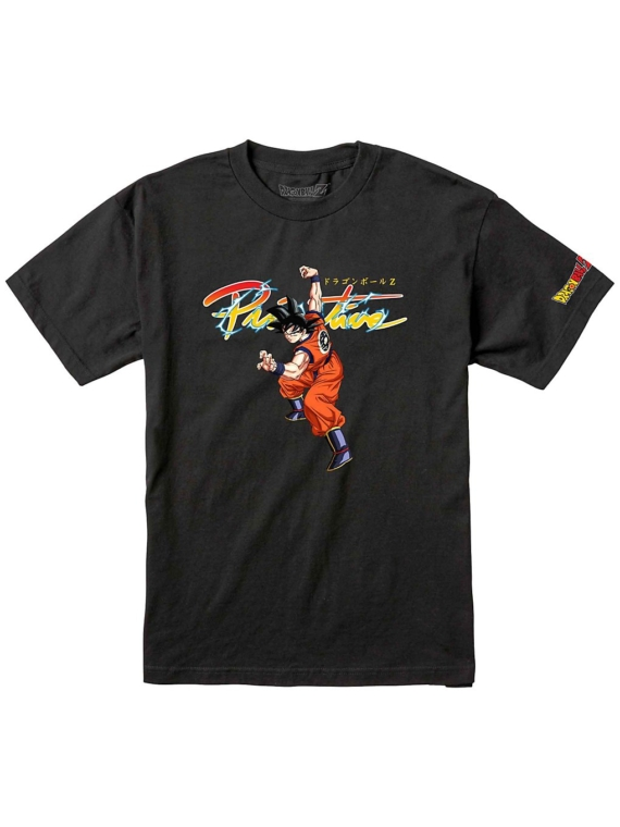 Primitive X Dragon Ball Z Nuevo Goku T-Shirt zwart