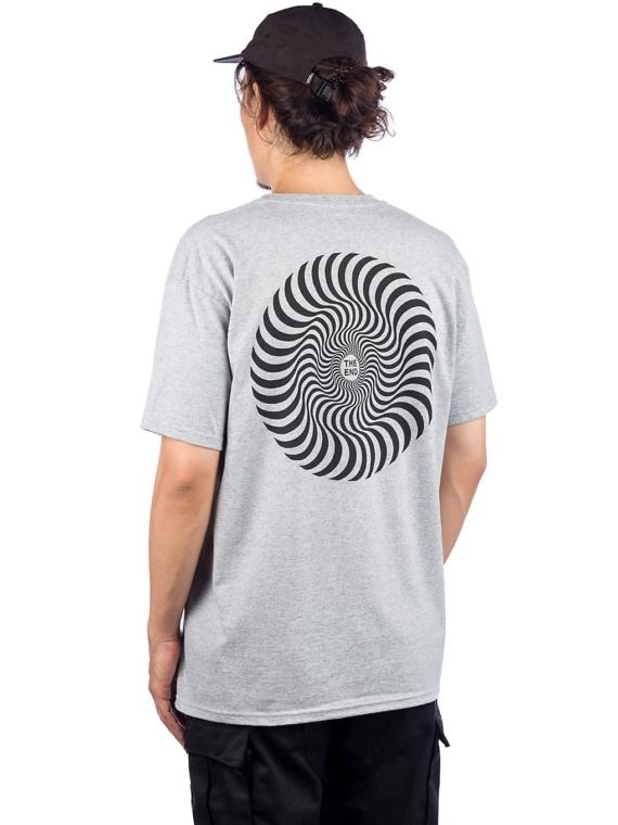 Spitfire Classic Swirl T-Shirt grijs