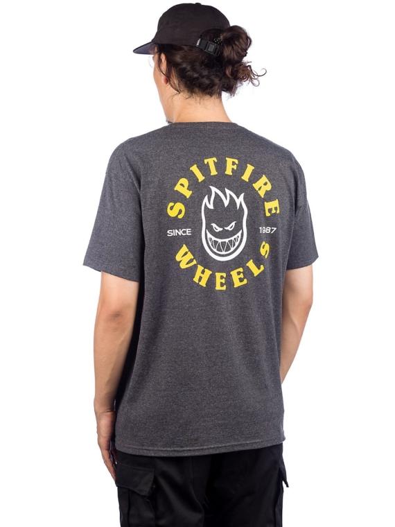Spitfire Bighead Classic T-Shirt grijs