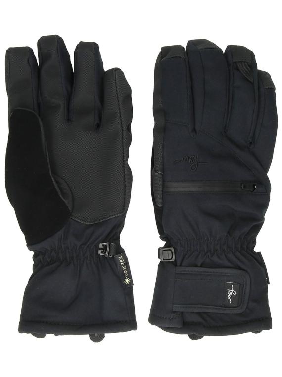 Pow Cascadia Gore-Tex Short +WARM handschoenen zwart