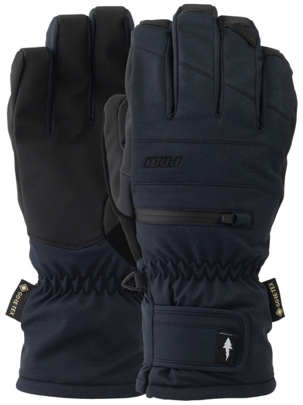Pow Wayback GTX Short + WARM handschoenen zwart