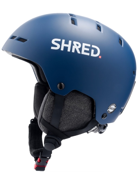 Shred Totality Noshock Skihelm blauw