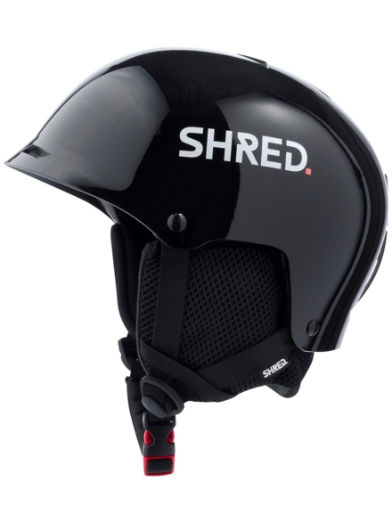 Shred Half Brain Skihelm zwart
