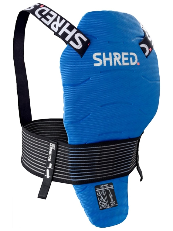 Shred Flexi Protector Naked blauw