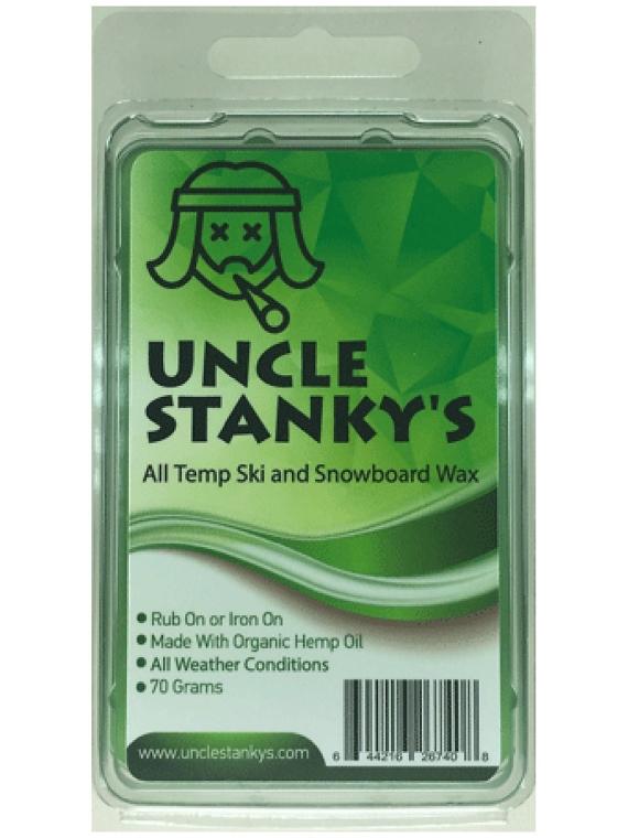 Uncle Stanky Sour Diesel 70g Wax patroon
